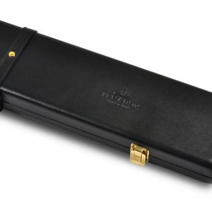 Peradon Black Leather Case-Close Up