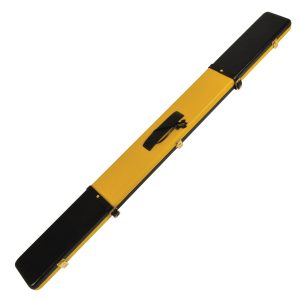 Peradon Black and Yellow Leather Case